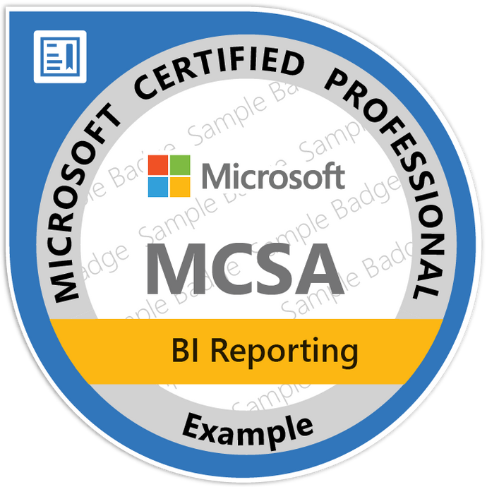 What is Microsoft Certified Solutions Associate MCSA?