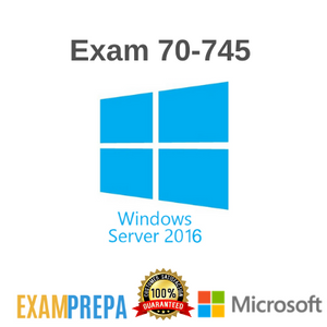70-745 Implementing a Software-Defined Datacenter exam
