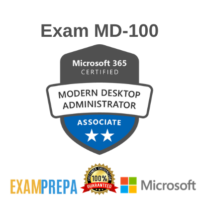 MD-100 Windows 10 exam