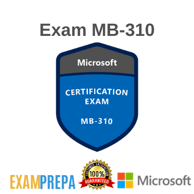 MB-310 Dynamics 365 for Finance and Operations, Financials Exam