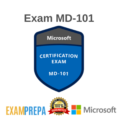 MD-101 Managing Modern Desktops exam