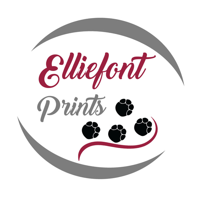 Elliefont Prints