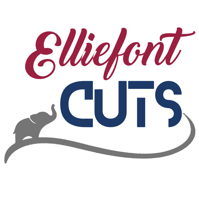 Elliefont Cuts
