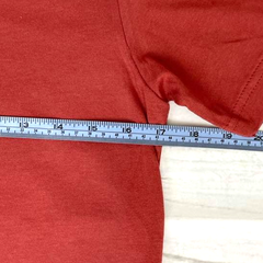 Measure the width of a shirt