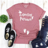 pregnancy announcement shirt
