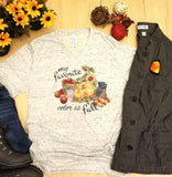 fall autumn shirt