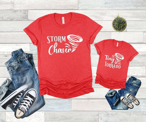 mommy and me shirt sets