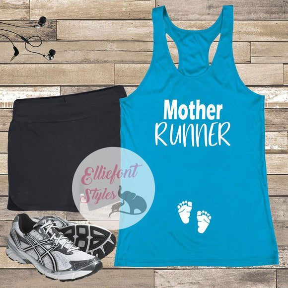 mother runner shirt