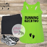 pregnancy race shirt
