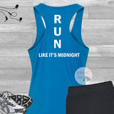 Run Disney Tank Top Cinderella Inspired Marathon Shirt