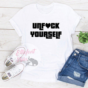 unfuck yourself