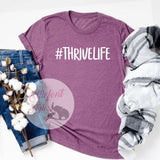 thrive life tshirts