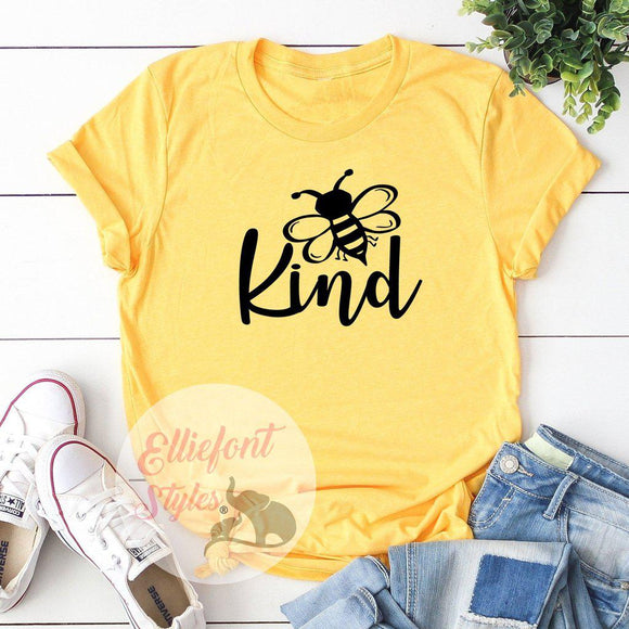 bee kind shirt