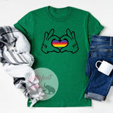 pride parade shirt
