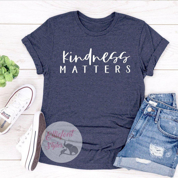 kindness matter shirts