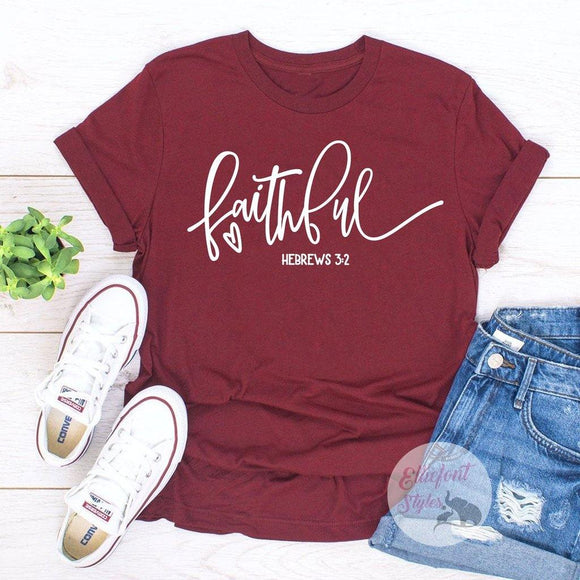 faithful shirt