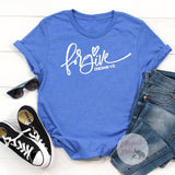 bible verse forgive shirt