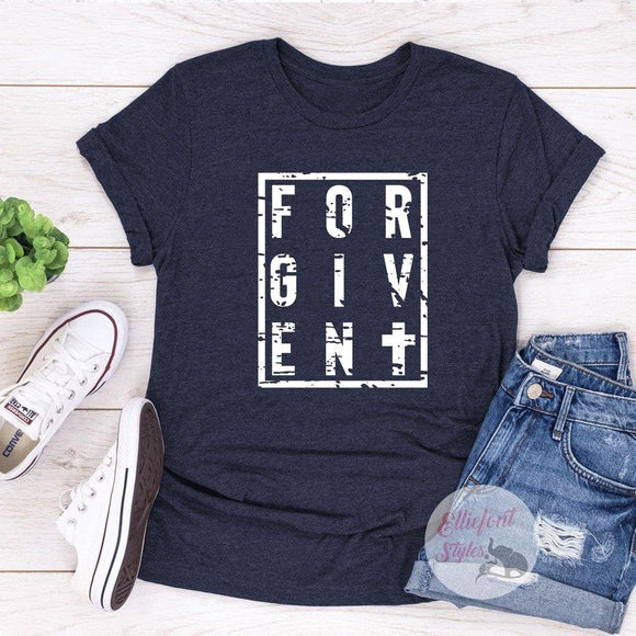 Forgiven Christian Shirt
