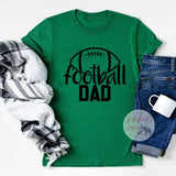 Football Dad Sports Shirt - Elliefont Styles