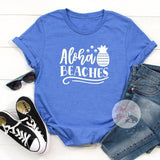 aloha beaches shirt