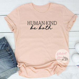 human kind be both shirt
