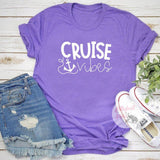 cruise vibes womens shirts