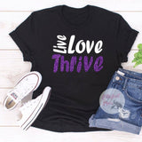 thrive tshirts