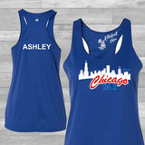 Chicago marathon drifit shirt