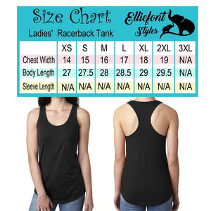 TIA Training In Action Tank Top - Elliefont Styles