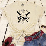 All About That Base Shirt - Elliefont Styles