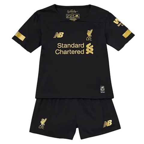Liverpool 19/20 Goalkeeper kids home jersey