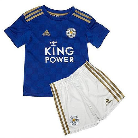 Leicester city 19/20 kids home jersey