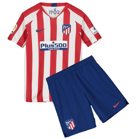 Atletico Madrid 19/20 kids home jersey