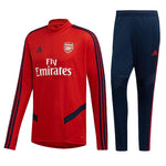 Arsenal 19/20 tracksuit (red sweater+blue pants)