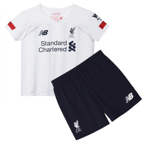 Liverpool 19/20 kids away jersey