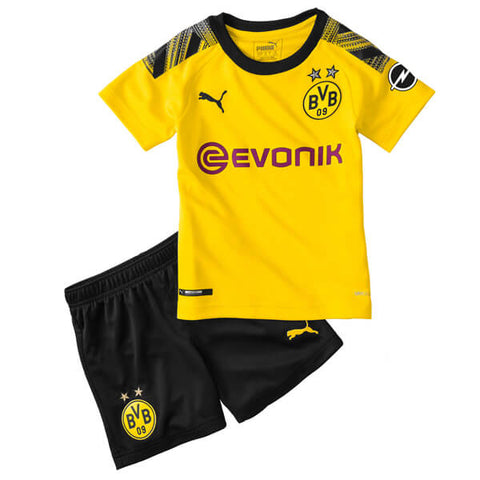 Dortmund 19/20 kids home jersey