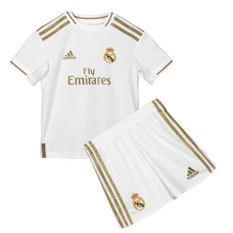 Real Madrid 19/20 kids home jersey