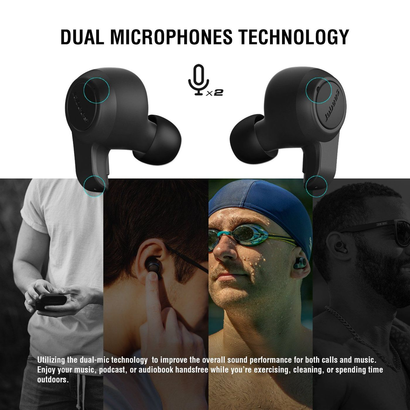 Jabees Firefly 2 TWS Earbuds