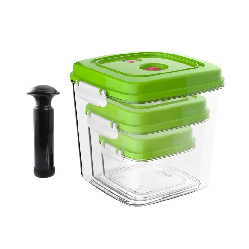YTK Vacuum Sealed Food Storage Container Set