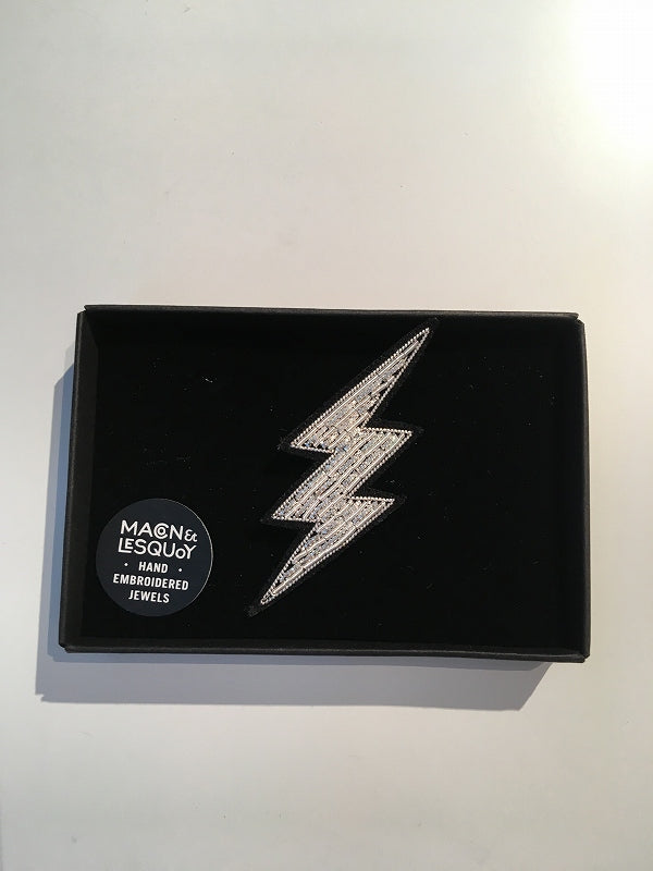 MACON ET LESQUOY / SMALL SILVER LIGHTNING