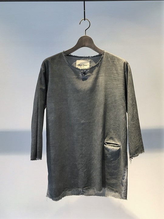 MARC POINT / 1B PULLOVER SHIRT / GREY