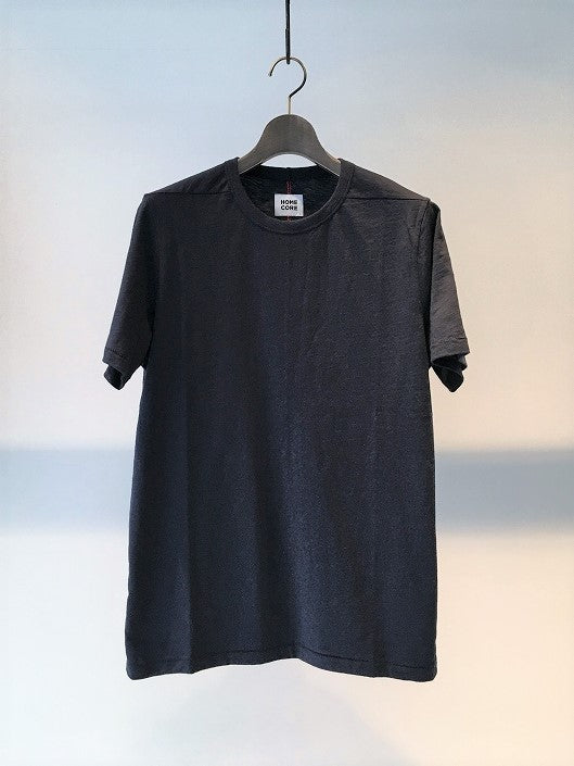 HOMECORE / RODGER BIO T-SHIRT / NAVY