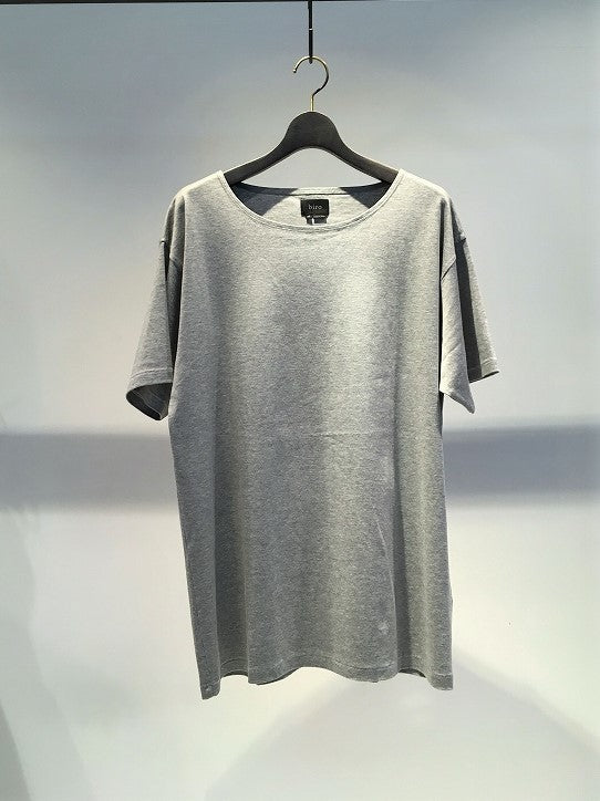 BIRO / LAX TEE / LIGHT GREY