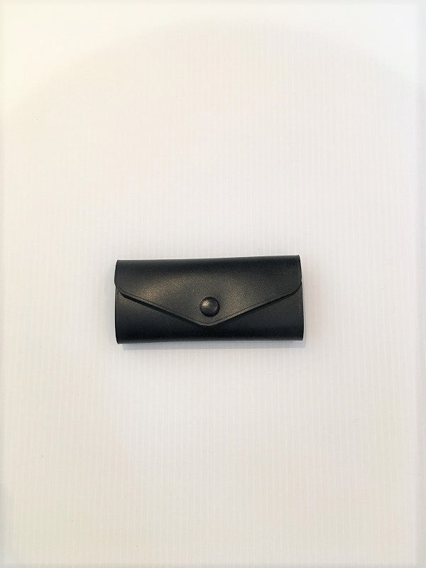MASTERY / KEY POUCH WAXED / BLACK