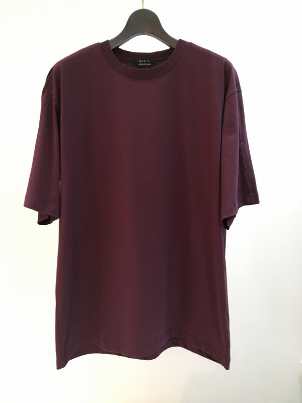 QASIMI / OVERSIZED T-SHIRT / FIG