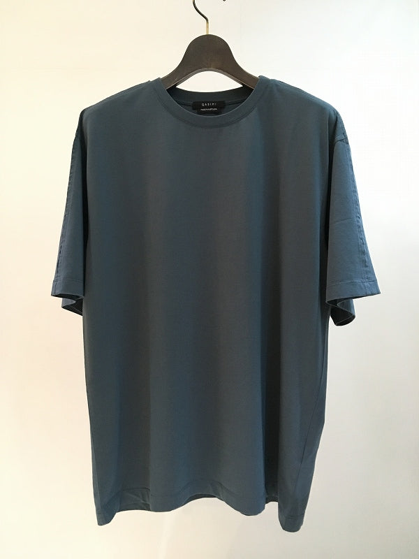 QASIMI / OVERSIZED T-SHIRT / DARK SLATE