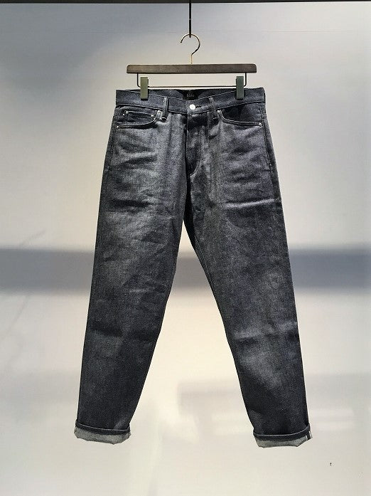 BIRO / WIDE DENIM PANTS / INDIGO