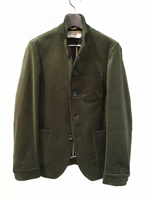 OLIVER SPENCER / SOLMS JACKET / GREEN