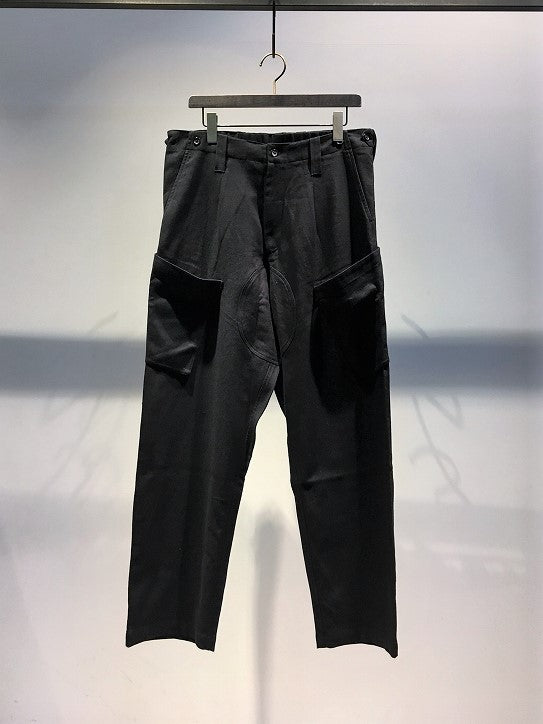 KARDO / ANDRE COMBAT TROUSERS / BLACK