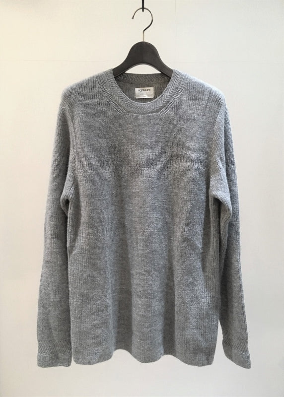 AYMARA KNITWEAR / DAMIAN / LIGHT GRAY
